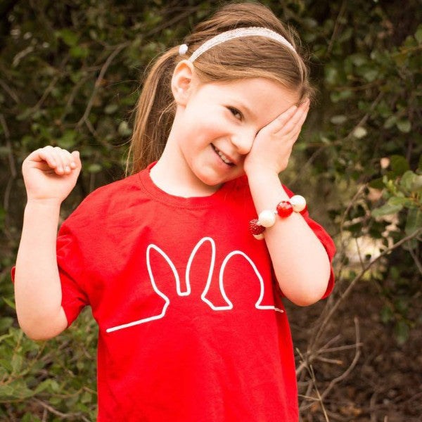 Easter kids shortsleeve shirt