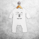 'Magic inside' baby romper