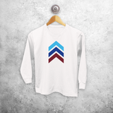 Arrow longsleeve shirt