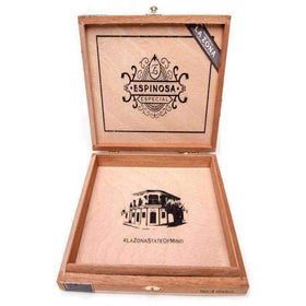 Espinosa Especial Stash Box With Latch (Slim)