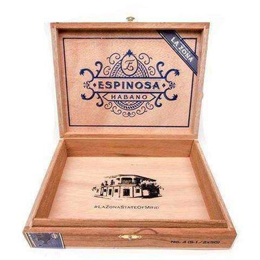 Espinosa Habano Stash Box With Latch