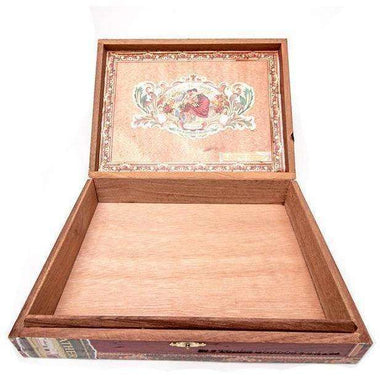 Flor de las Antillas Stash Box With Latch