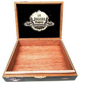 La Jugada Stash Box with Velvet Top