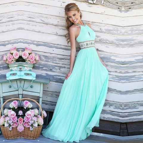 Sexy Dresses for Women Summer Beach Dress Ball Prom Gown Formal Bridesmaid Long Beach