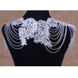 Luxury Full Crystal Bridal Choker Necklace