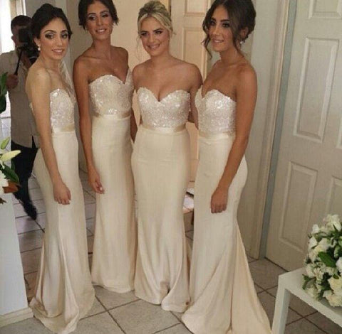 2018 new sexy bridesmaid dresses