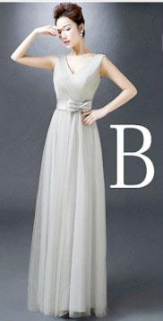 2018 new fashion long grey one shoulder floor length bridesmaid dress sexy teen pretty maids dress