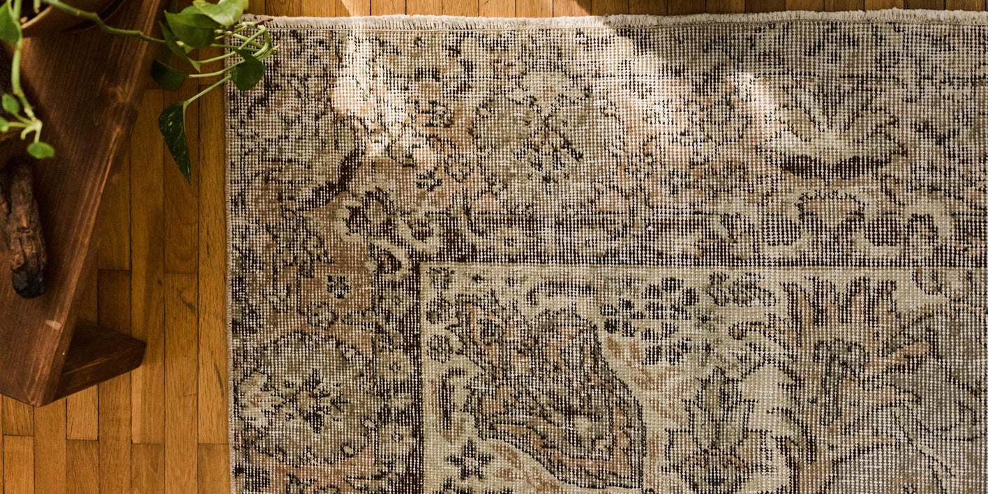 Antique Washed Rugs