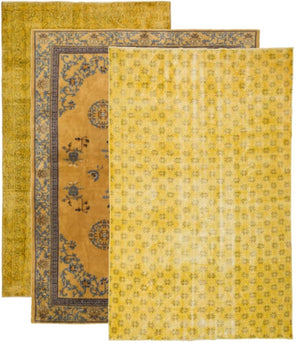 Yellow Rugs