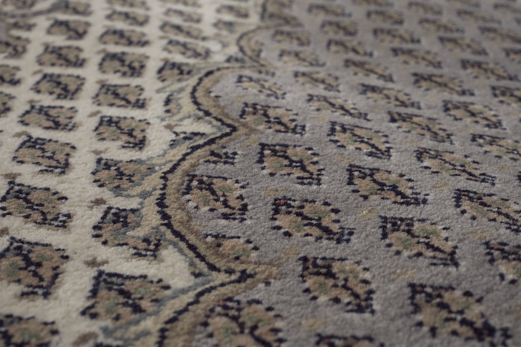 Oriental Wool Rug Havelock