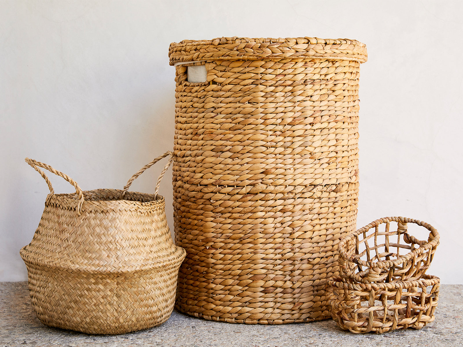 Basket Trio