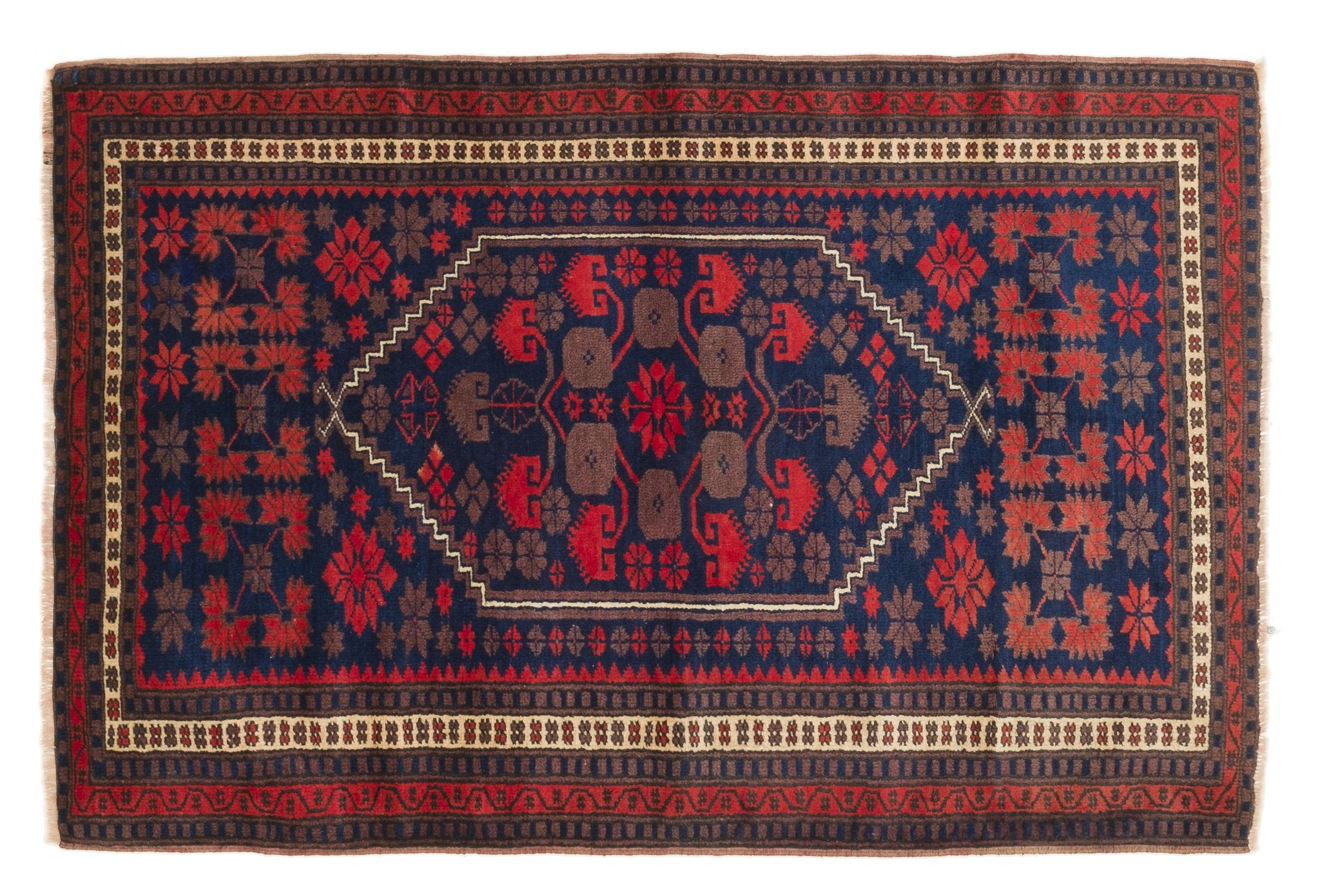 Vintage Turkish Rug Jacco