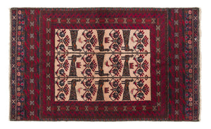 Vintage Turkish Rug Iago thumbnail