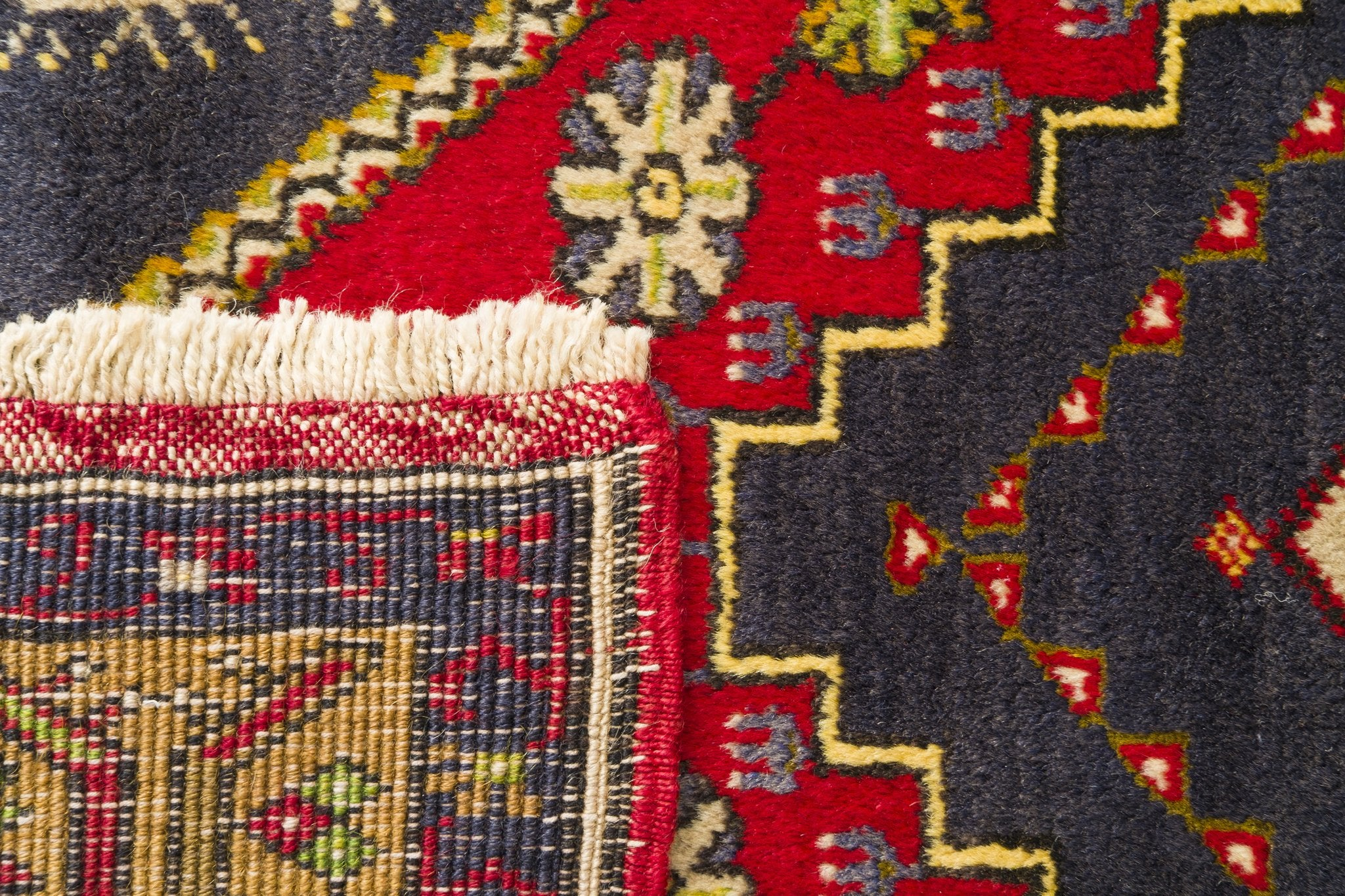 Vintage Turkish Rug Nabila