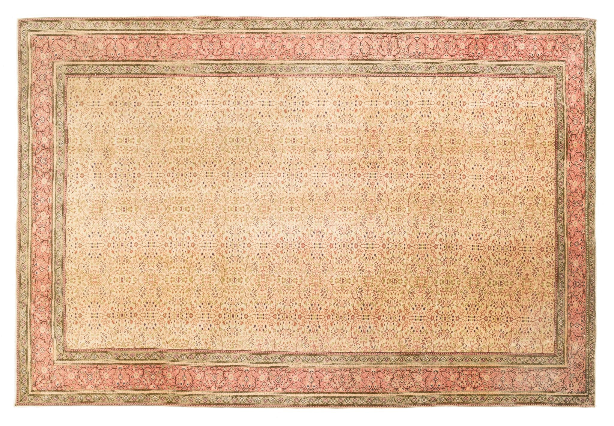 Vintage Turkish Rug Oceanne