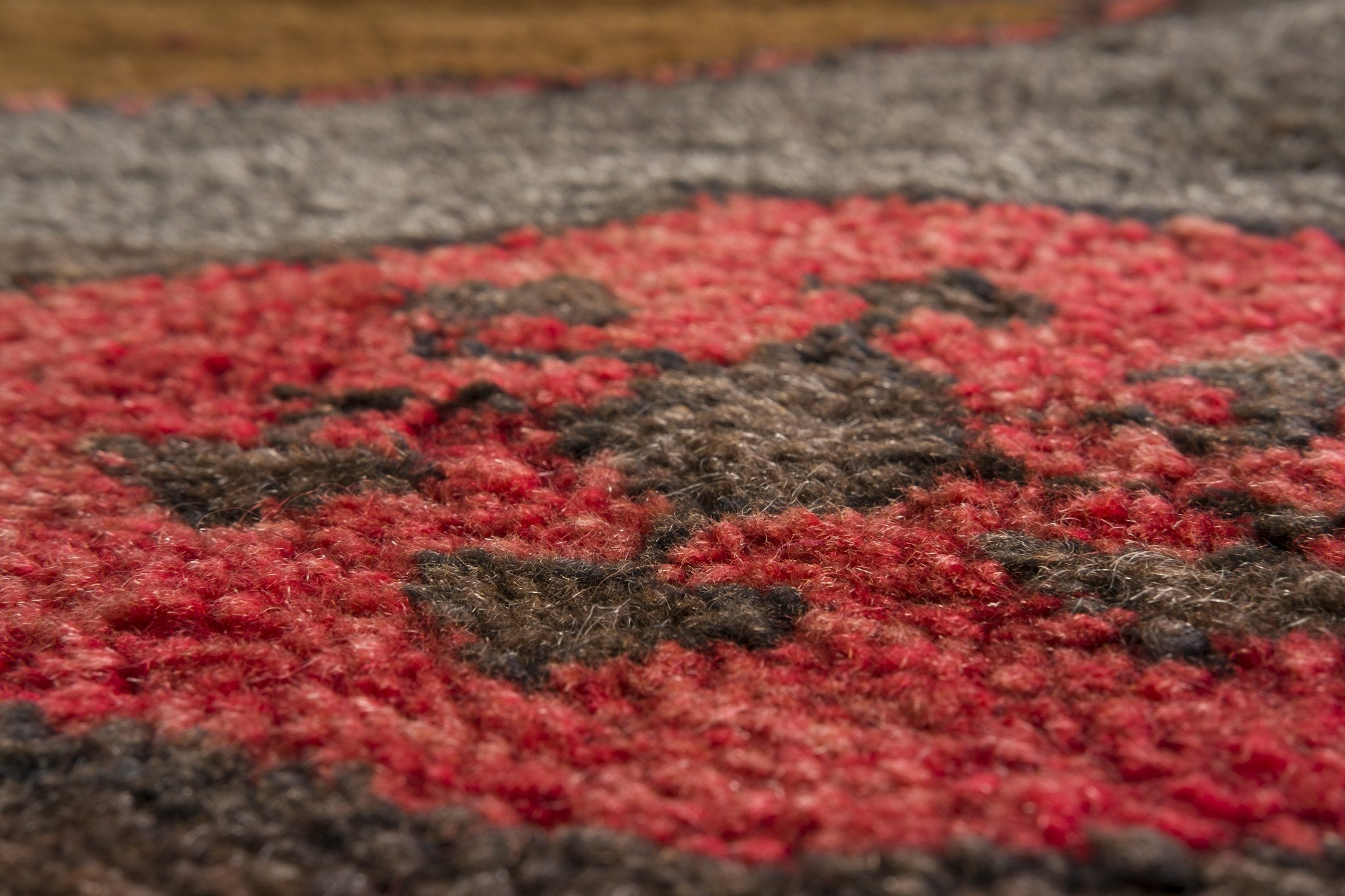 Vintage Turkish Runner Rug Hadas