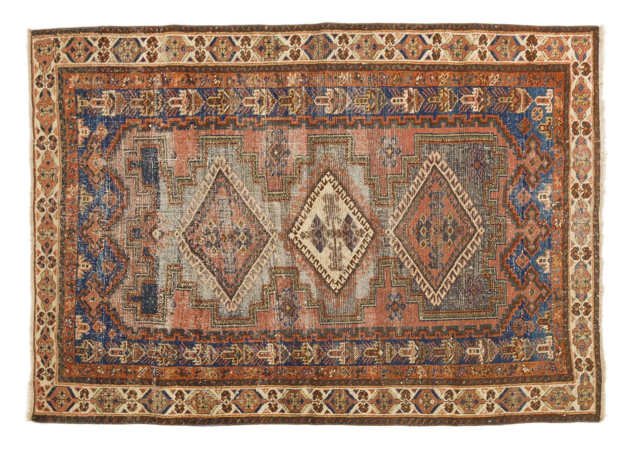 Vintage Turkish Rug Gad