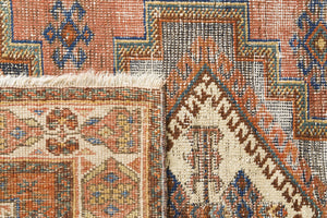 Vintage Turkish Rug Gad thumbnail