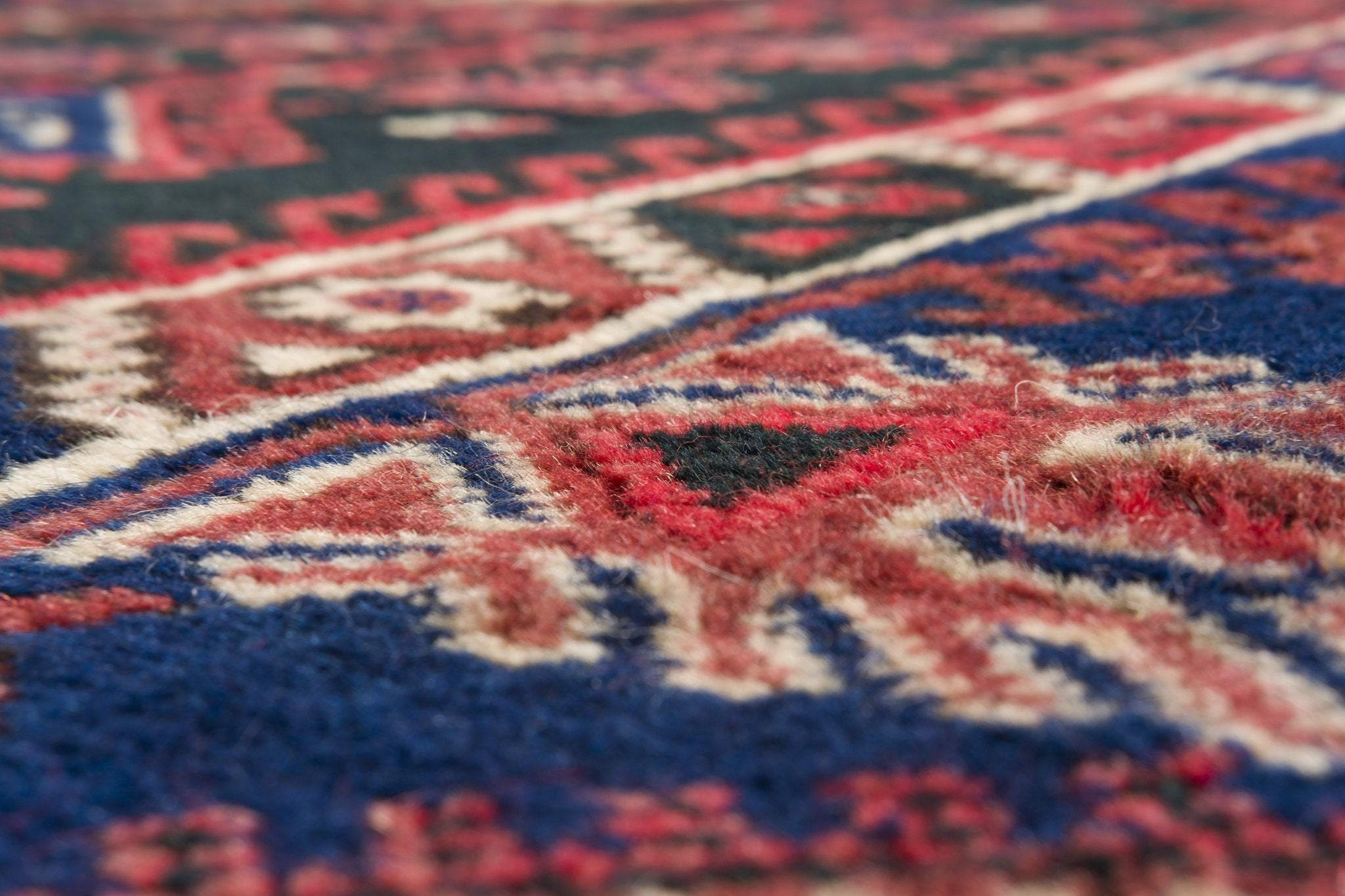 Vintage Turkish Rug Iben