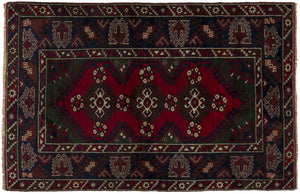 Vintage Turkish Rug Anselmi thumbnail
