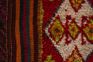 Vintage Turkish Runner Rug Rosinkrans thumbnail