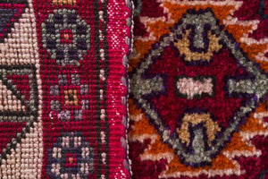 Vintage Turkish Runner Rug Earnest thumbnail