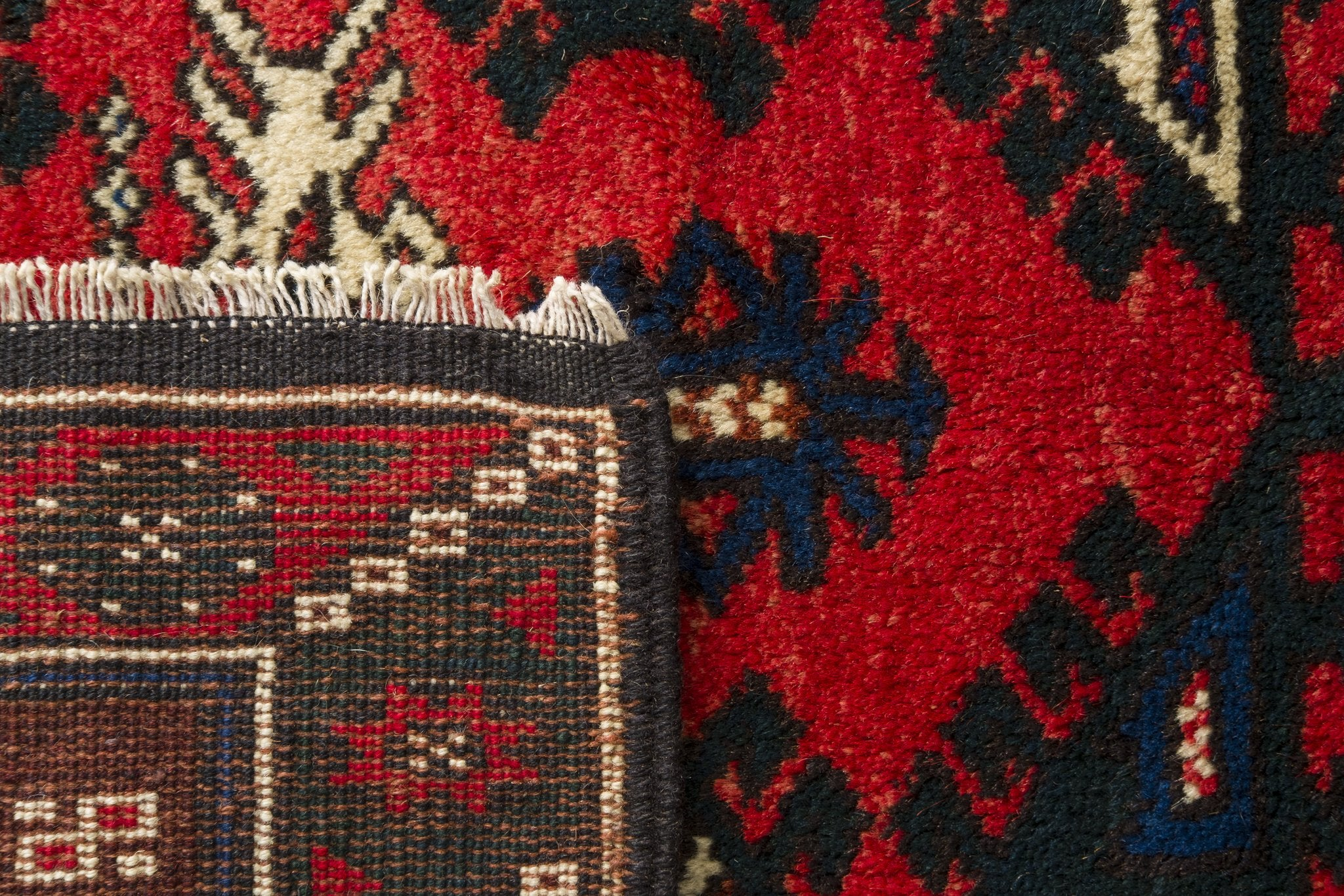 Vintage Turkish Rug Nadeschda