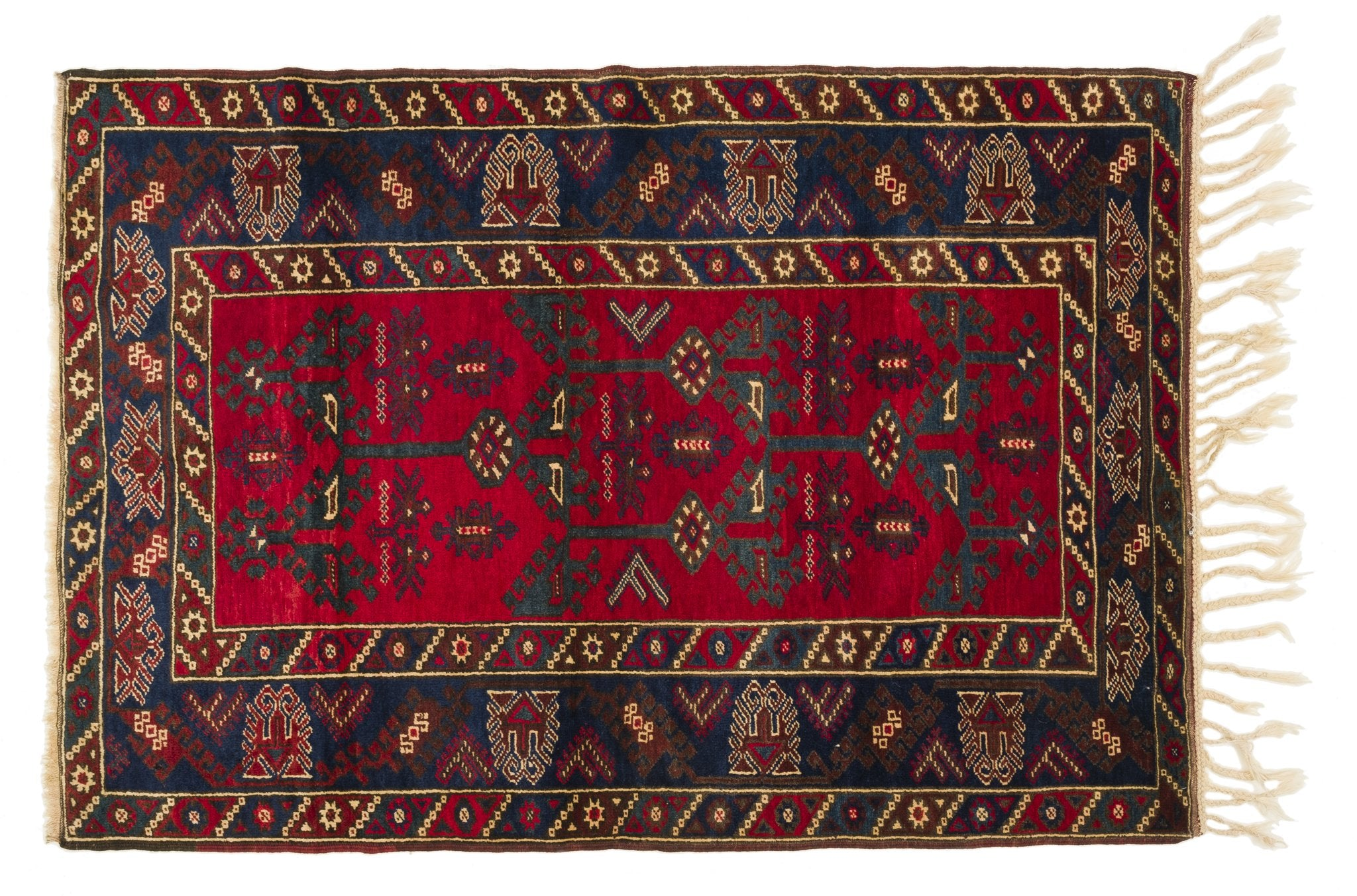 Vintage Turkish Rug Arunas