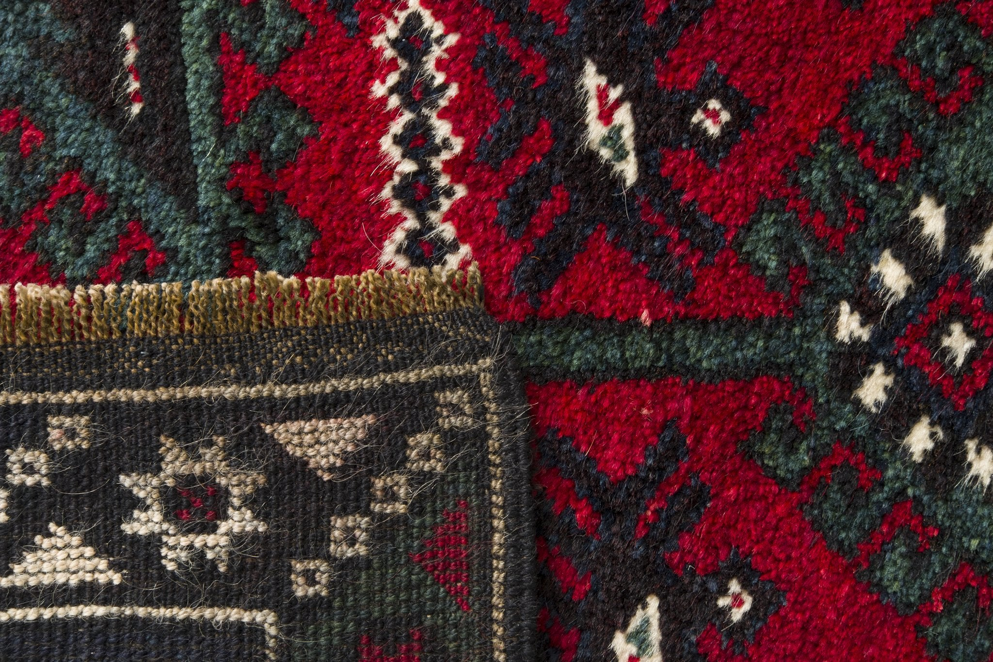 Vintage Turkish Rug Sabella