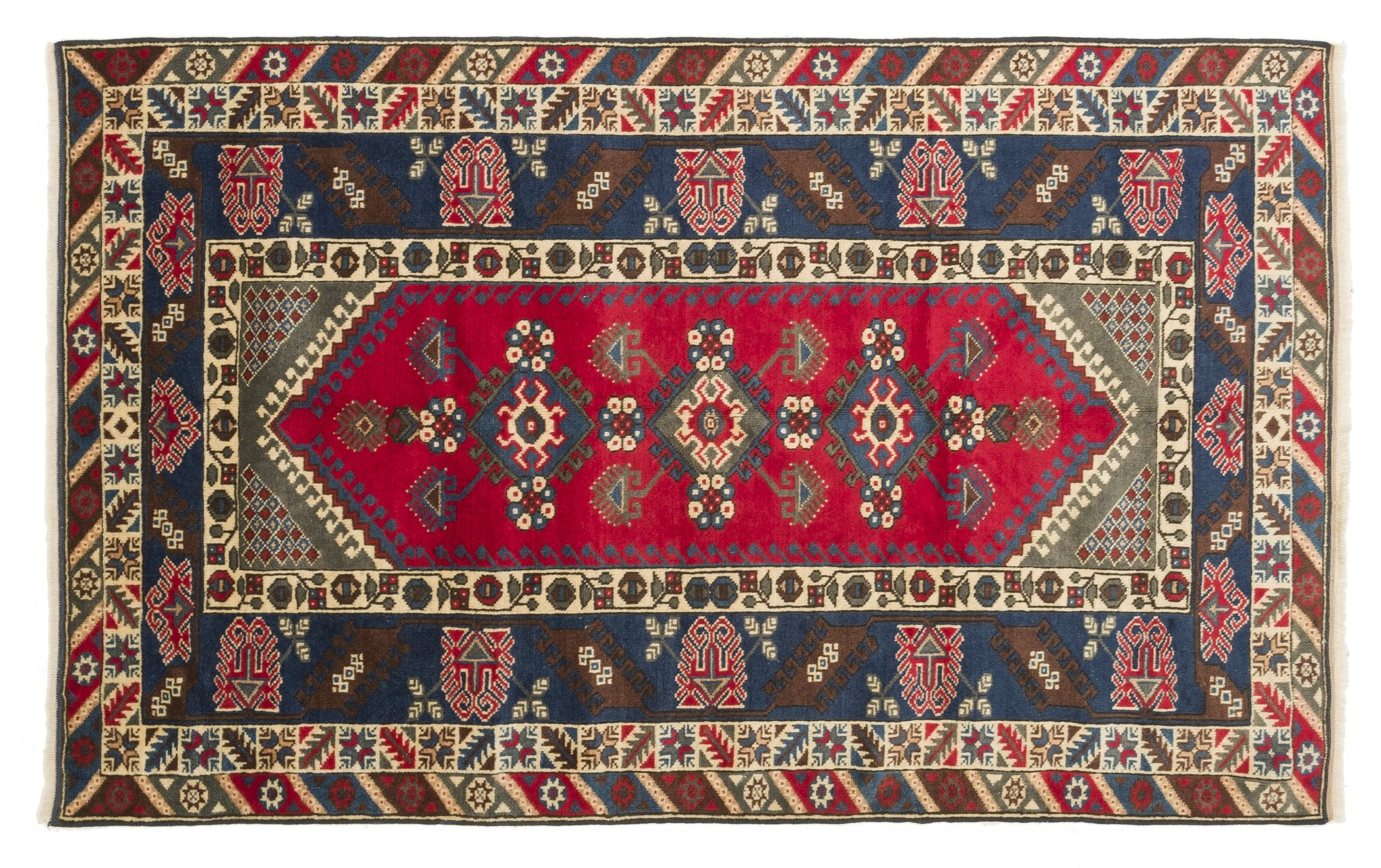 Vintage Turkish Rug Cacilie