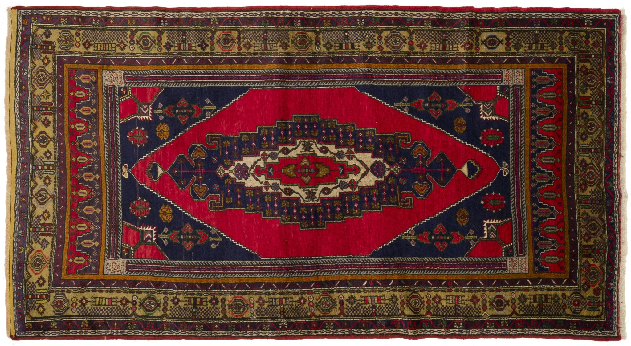 Vintage Turkish Rug Algimas