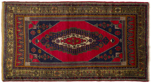 Vintage Turkish Rug Algimas thumbnail