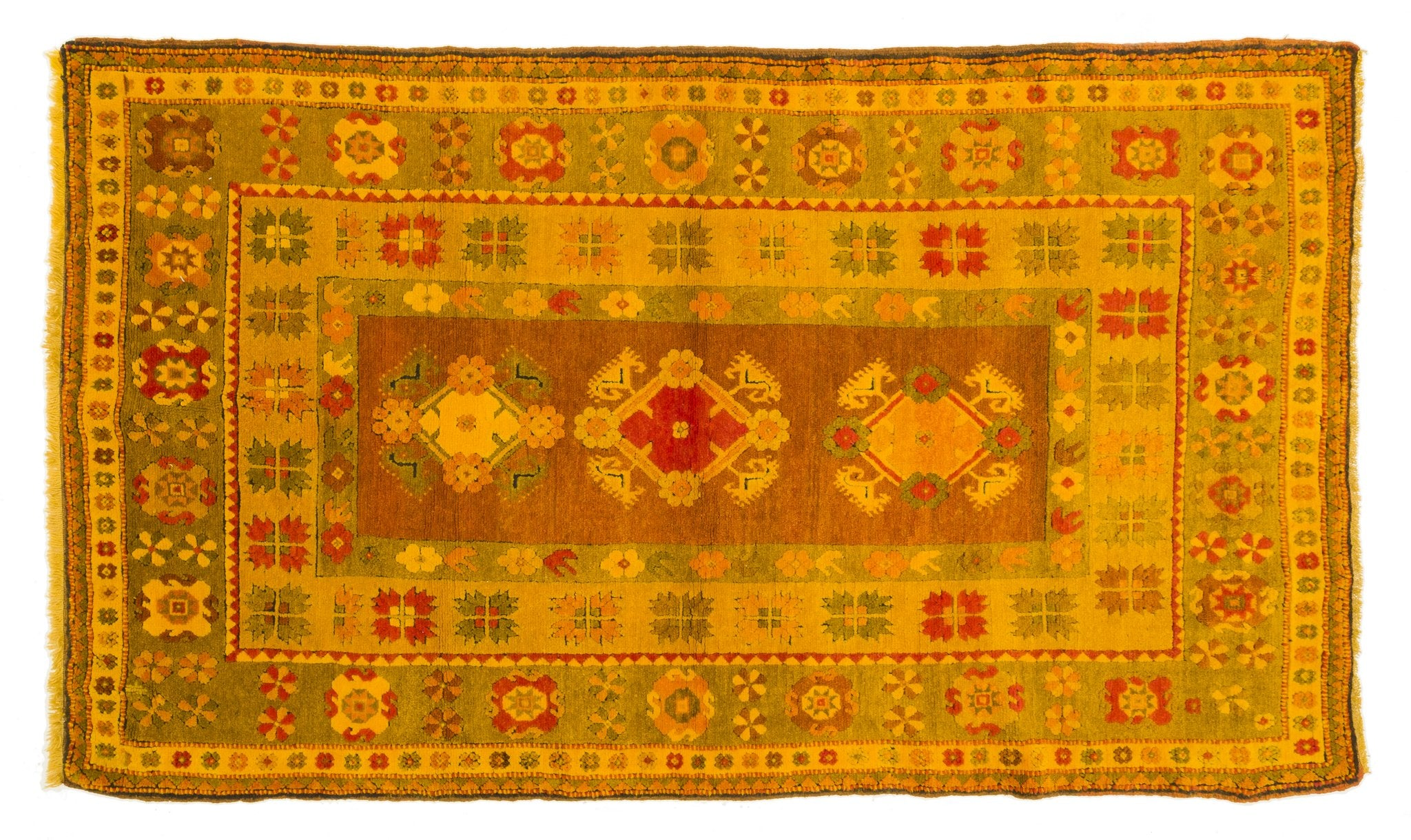 Vintage Turkish Rug Jaano