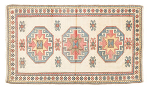 Vintage Turkish Rug Fadi thumbnail