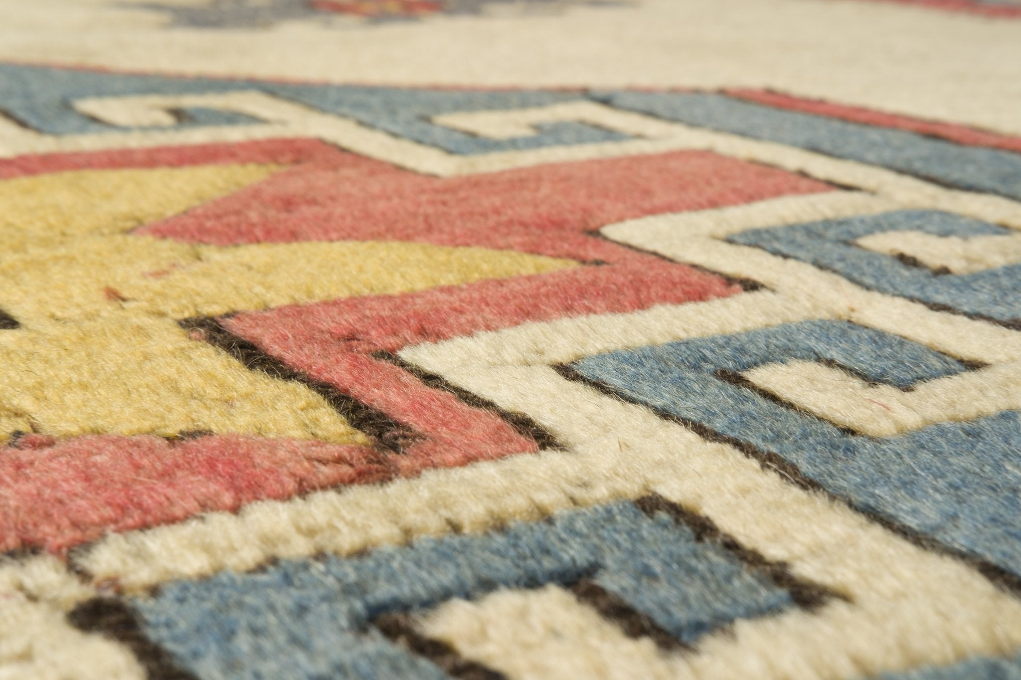 Vintage Turkish Rug Fadi