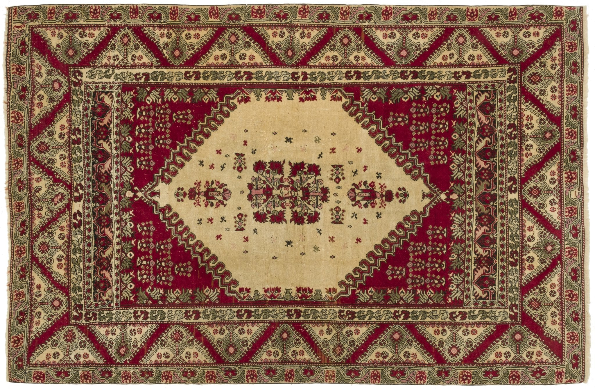 Vintage Turkish Rug Eirian