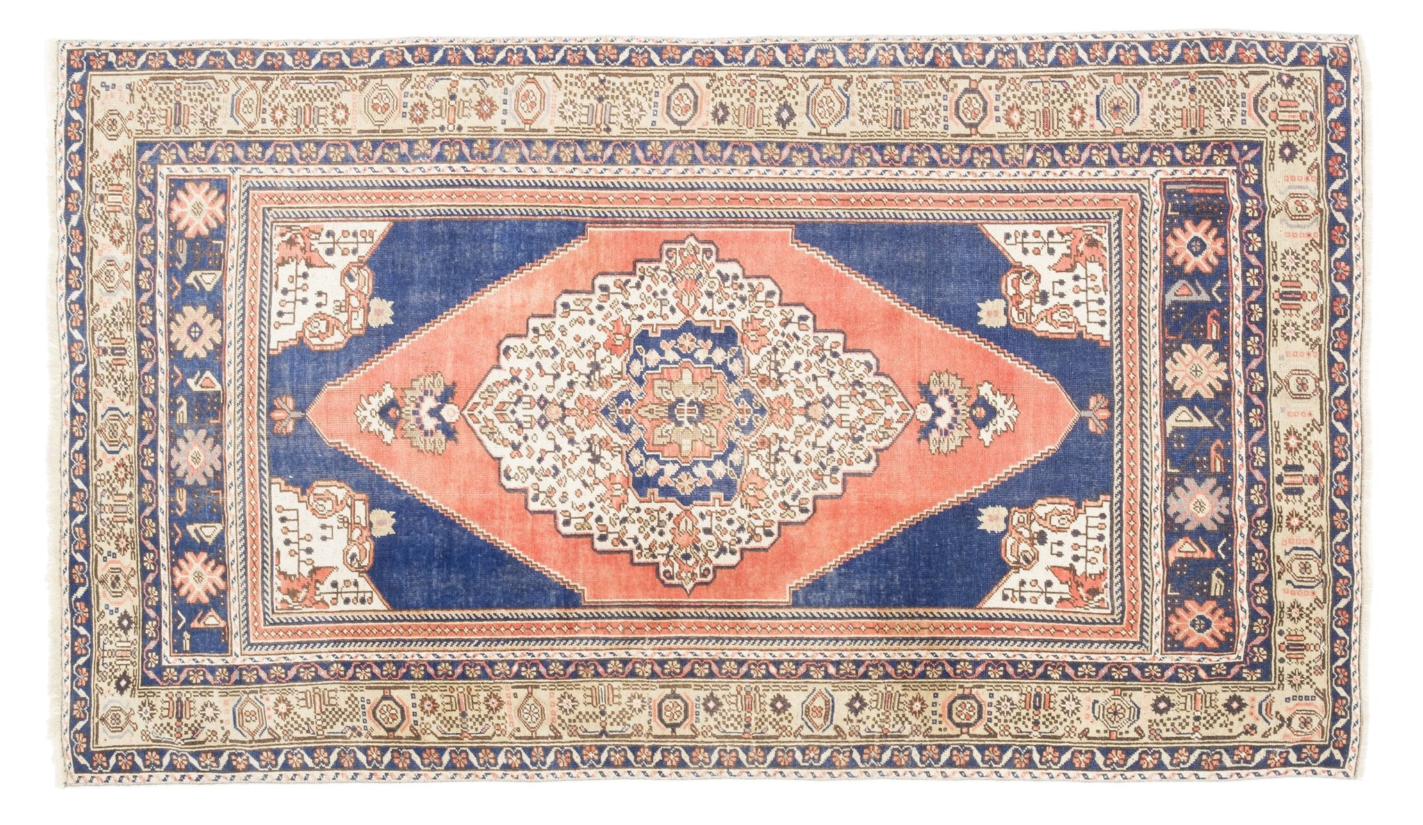 Vintage Turkish Rug Fadim
