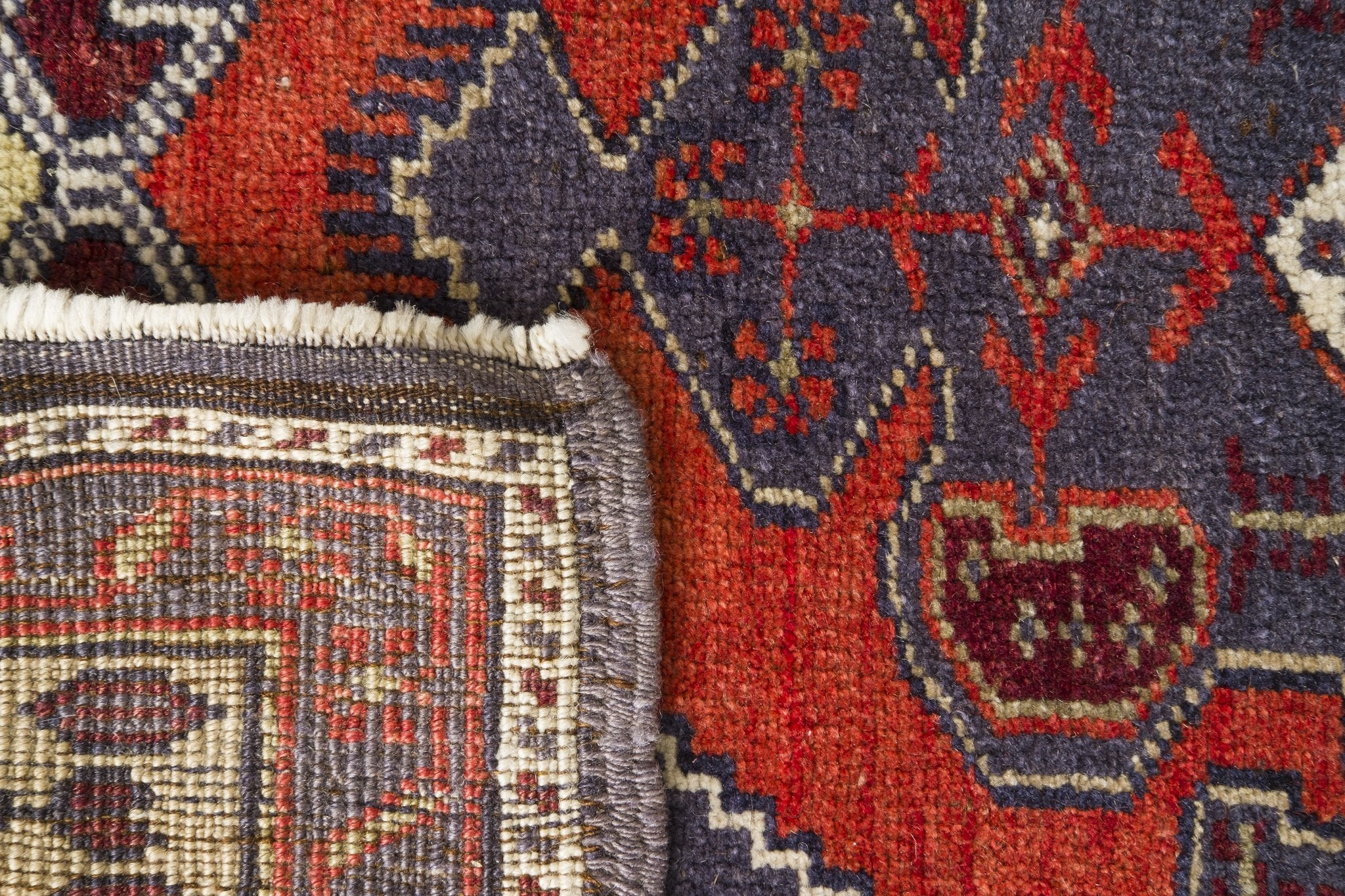 Vintage Turkish Rug Octavien