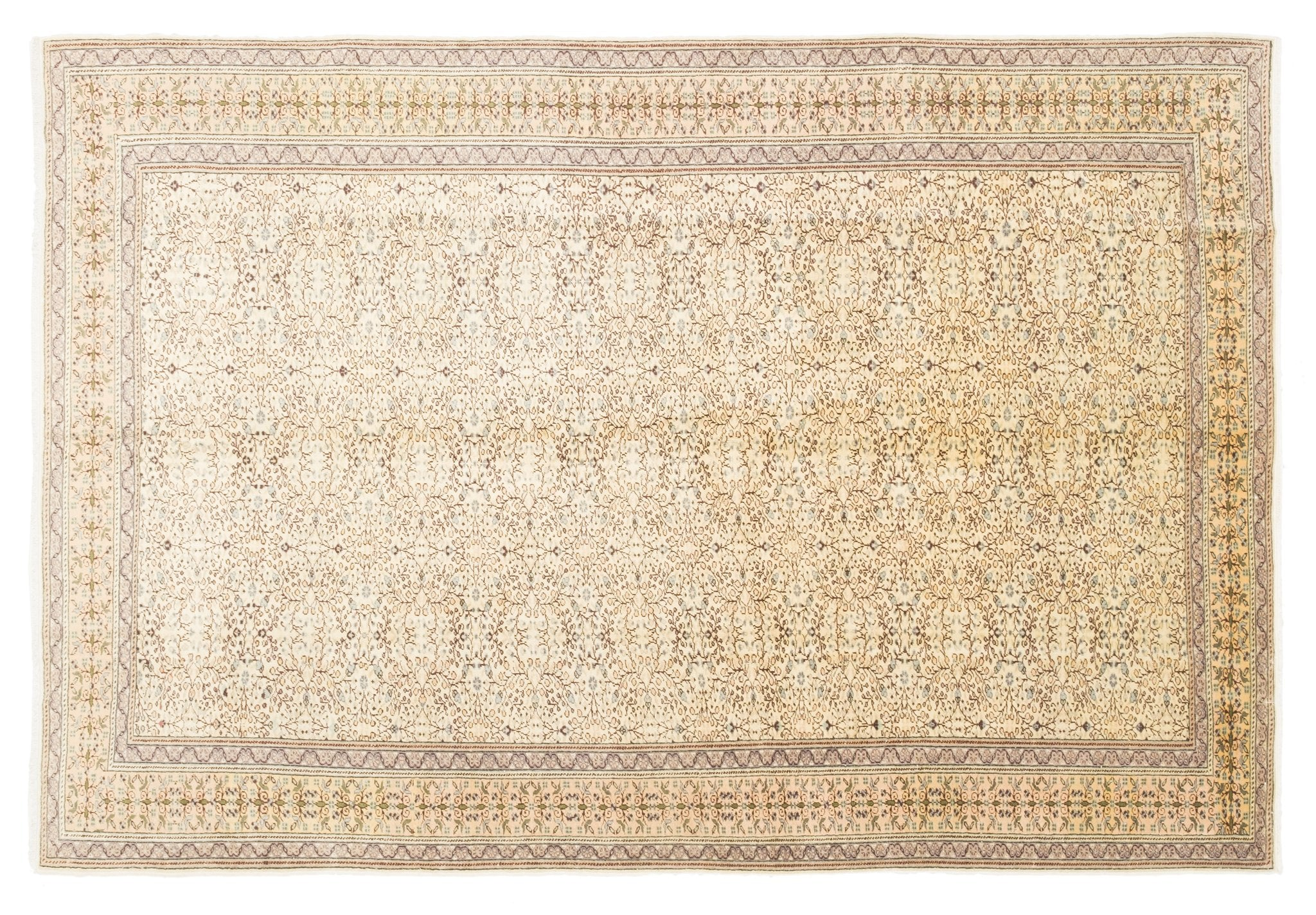 Vintage Turkish Rug Kadrija