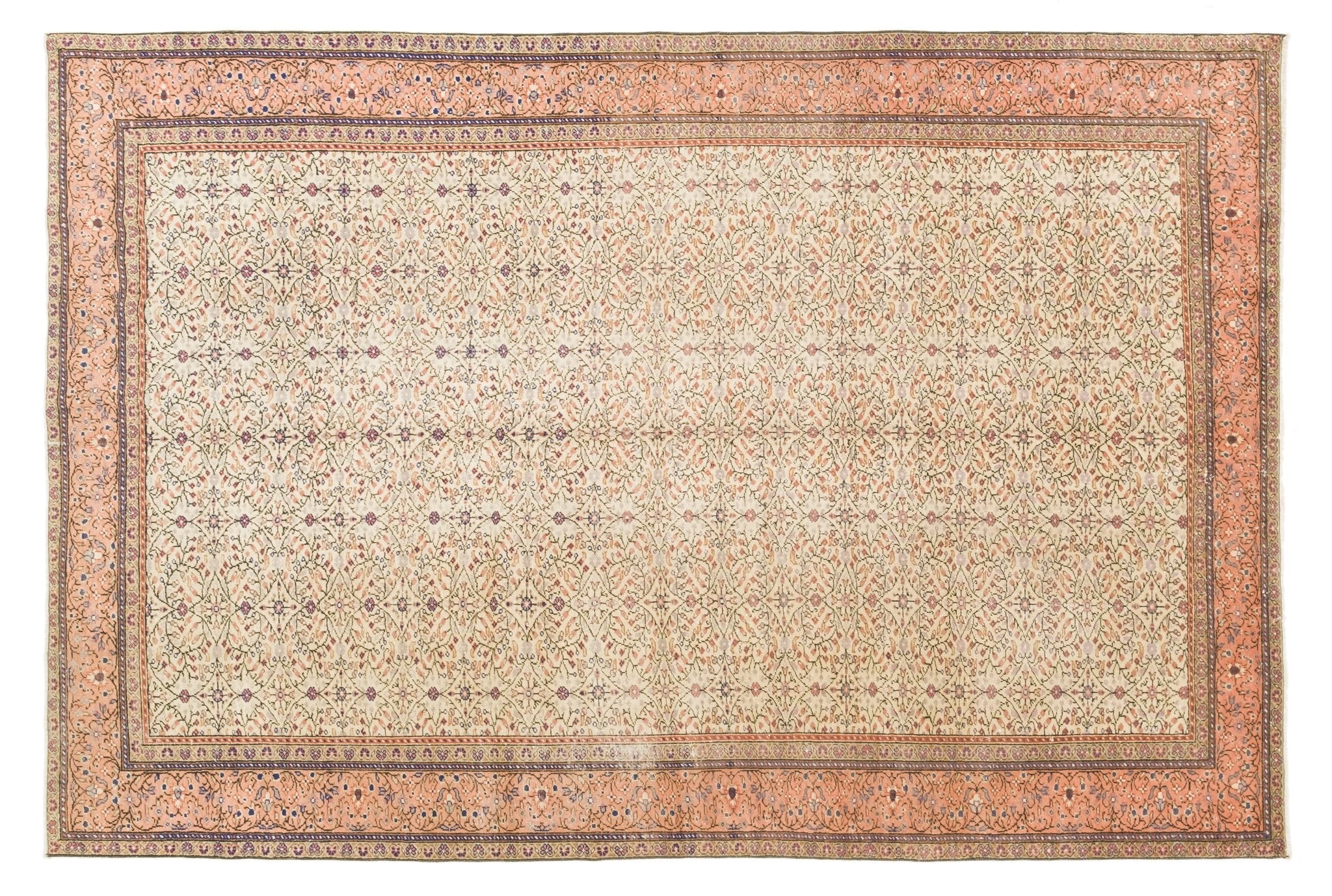 Vintage Turkish Rug Arlota