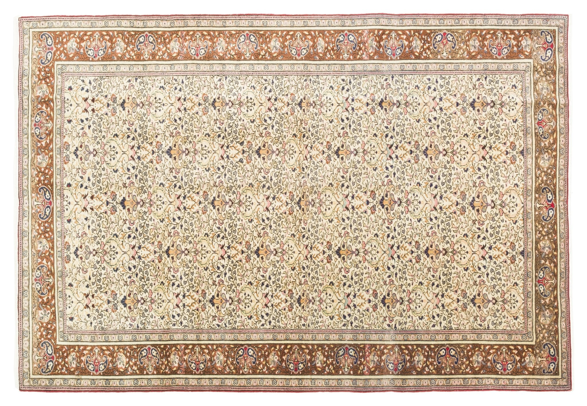 Vintage Turkish Rug Daaf
