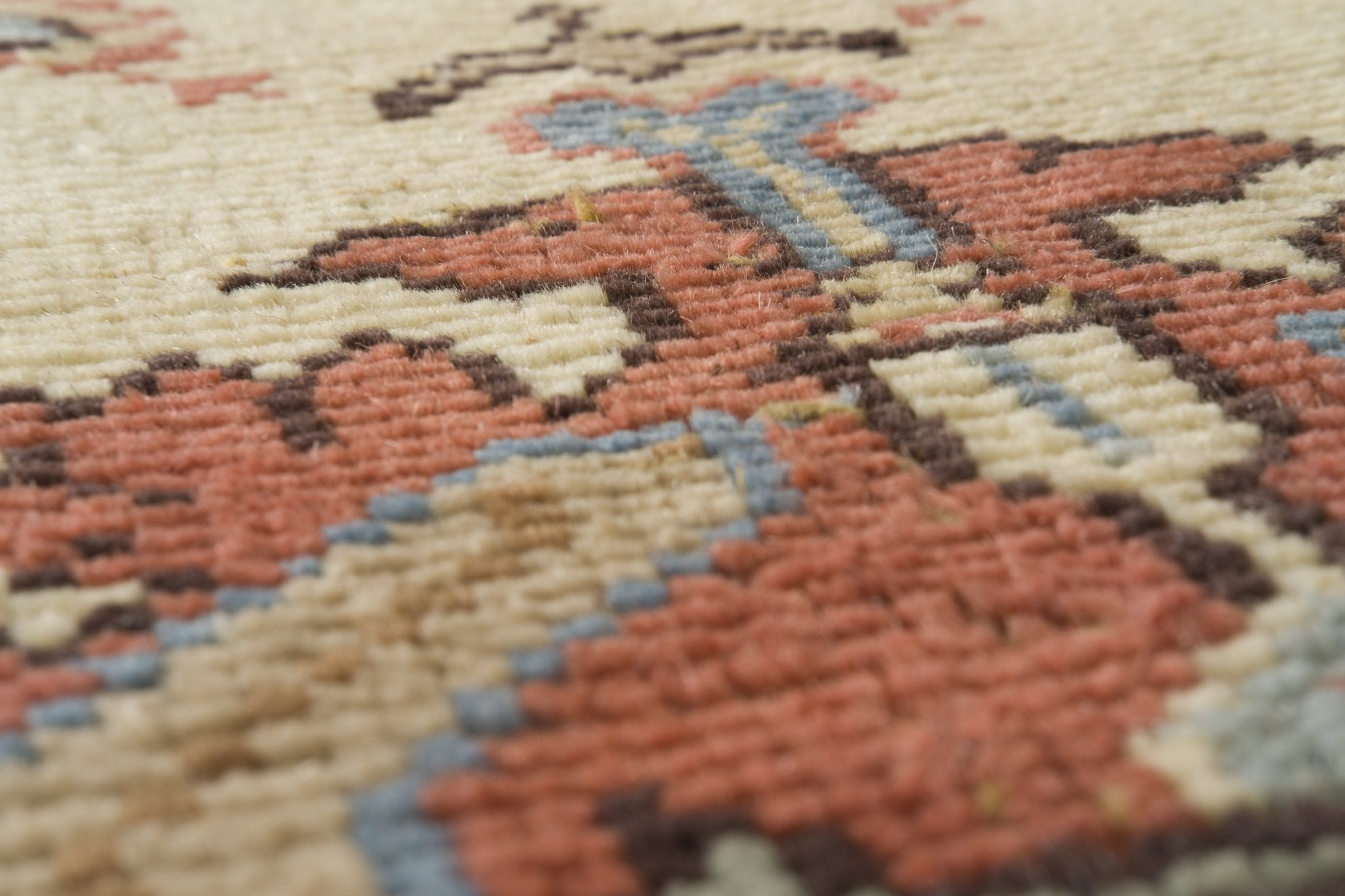 Vintage Turkish Rug Gabil