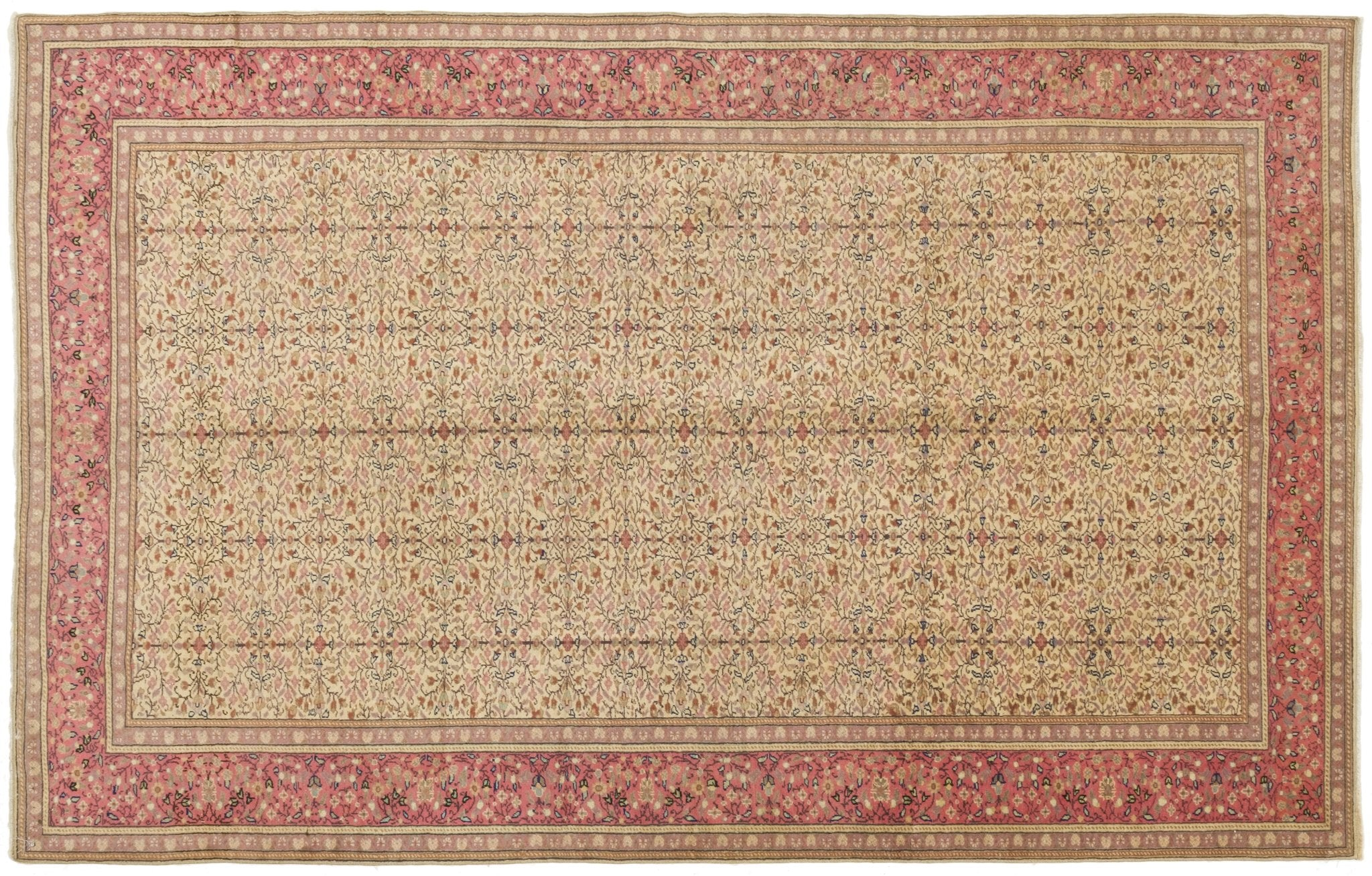 Vintage Turkish Rug Dobroslava
