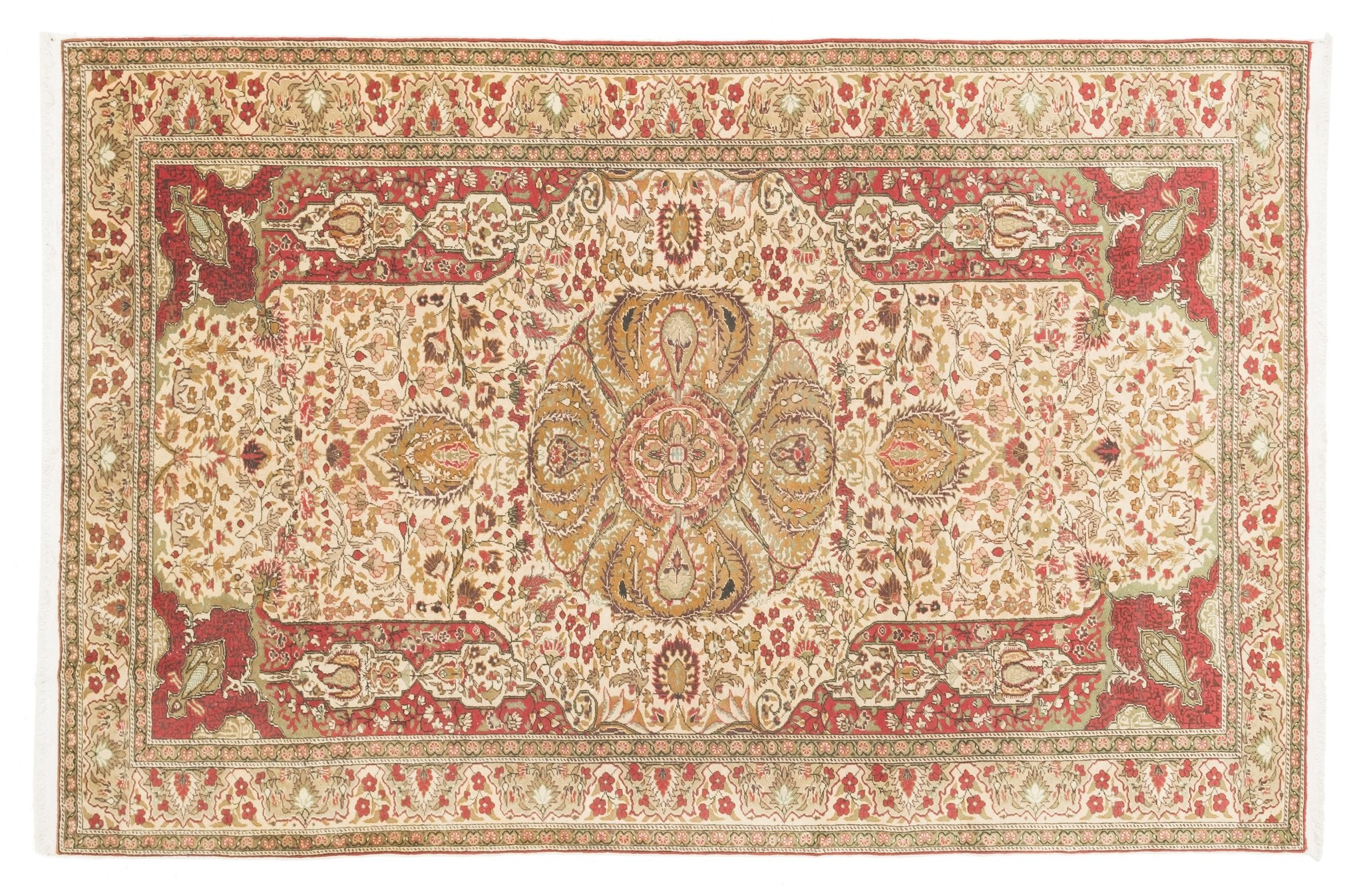 Vintage Turkish Rug Caliopia