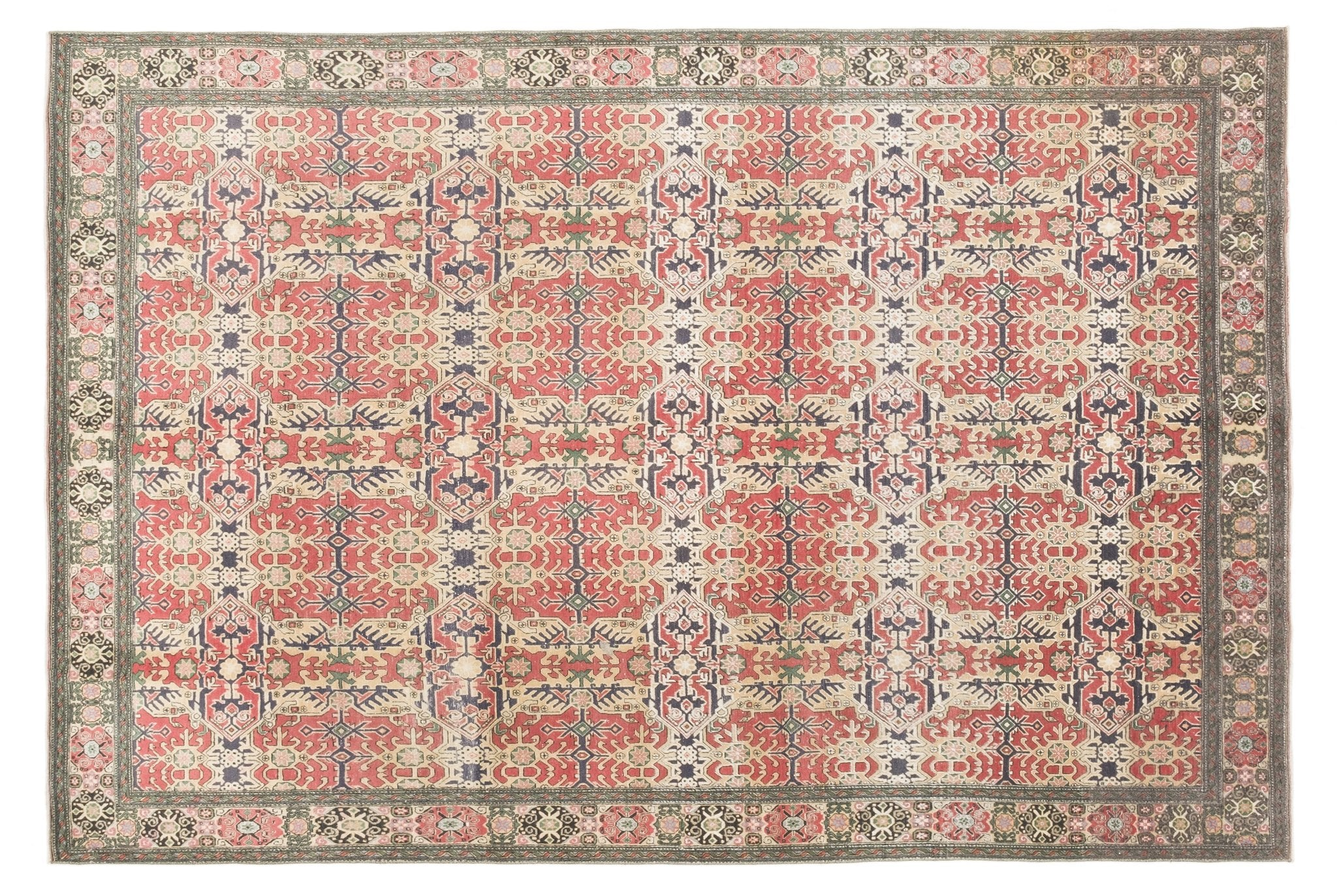 Vintage Turkish Rug Ime