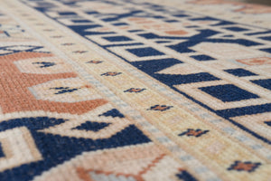 Vintage Turkish Rug Nachshon thumbnail
