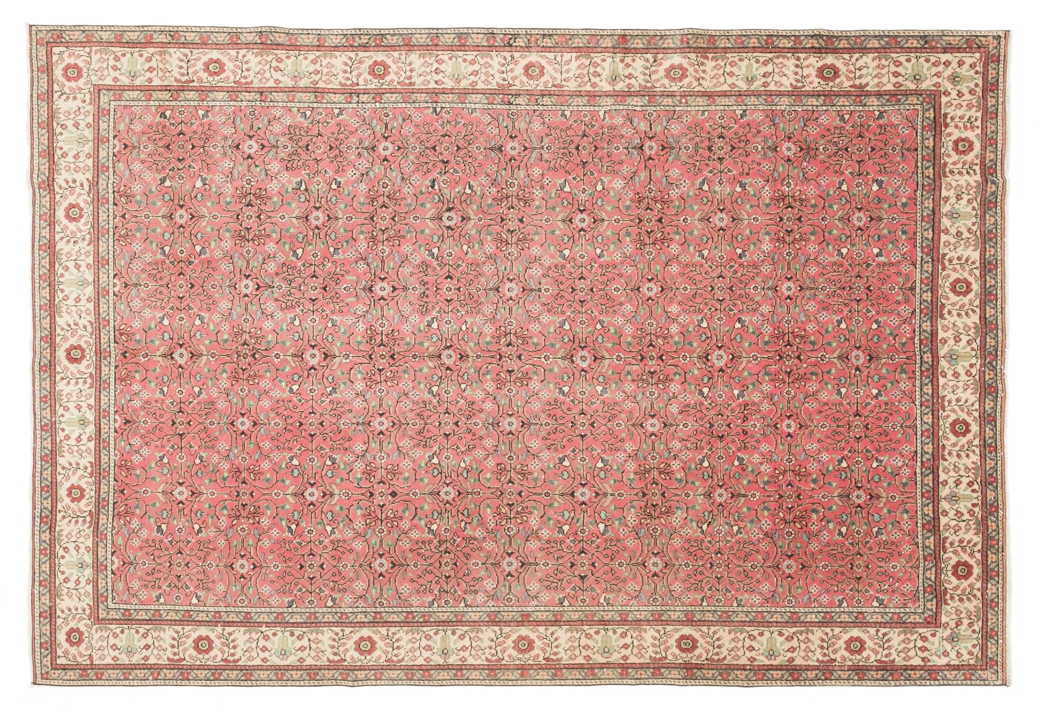 Vintage Turkish Rug Imun