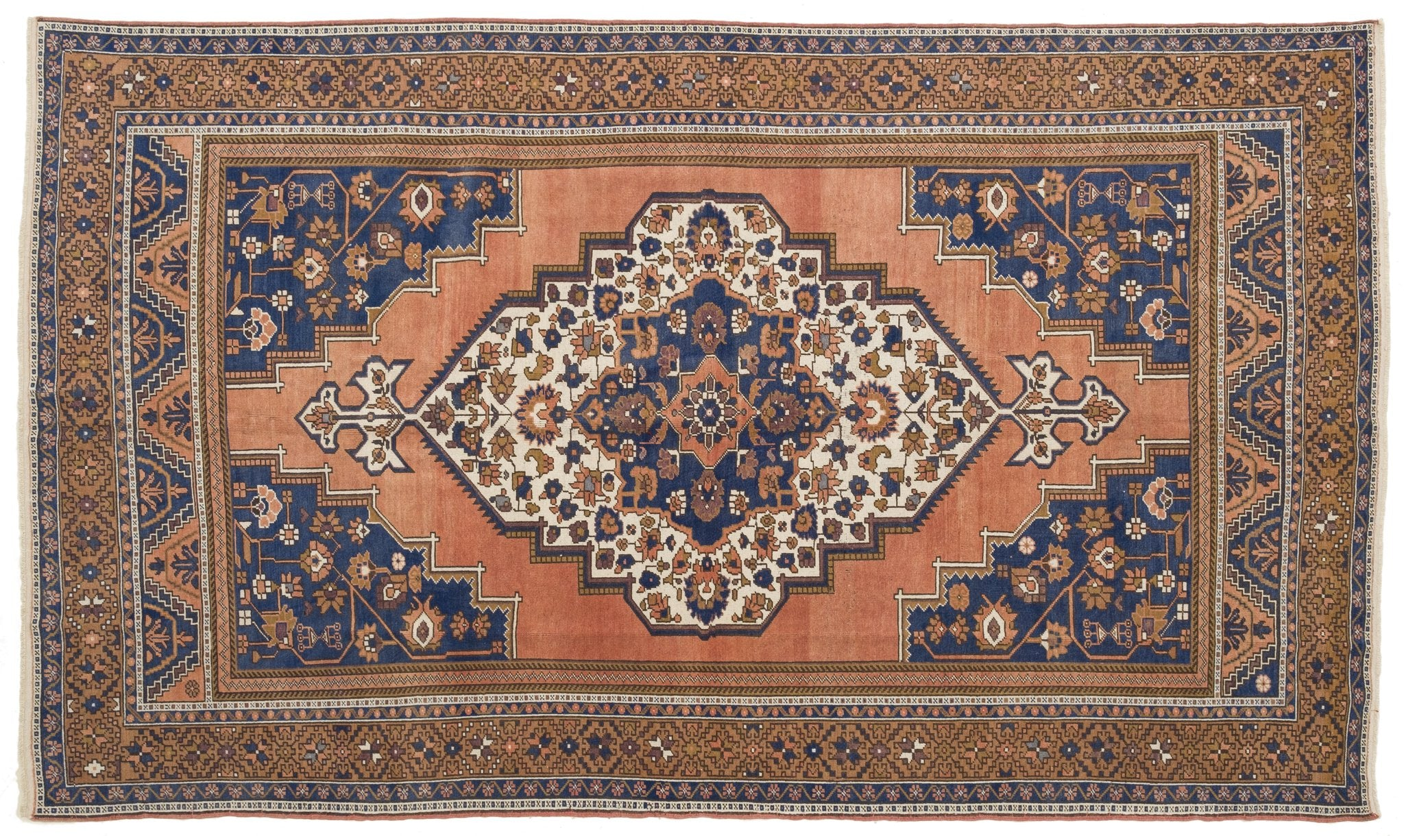 Vintage Turkish Rug Agris