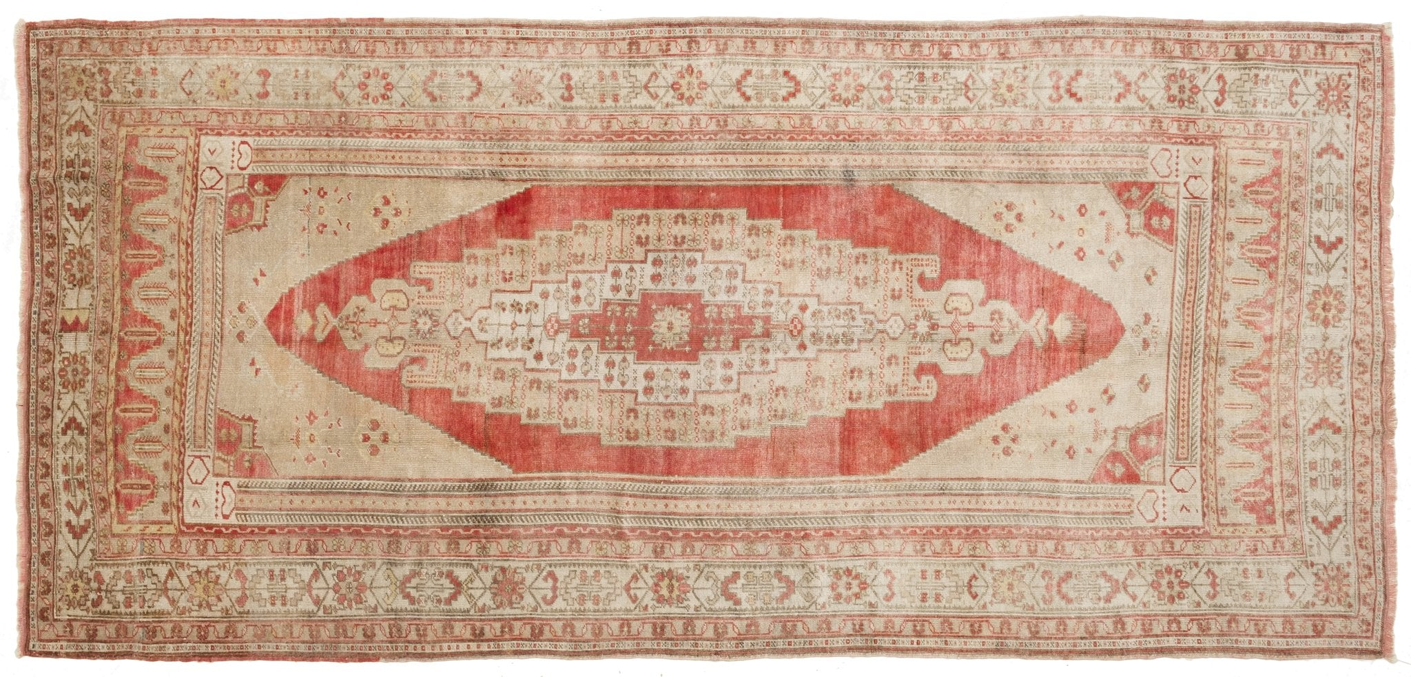 Vintage Turkish Rug Anasztazia