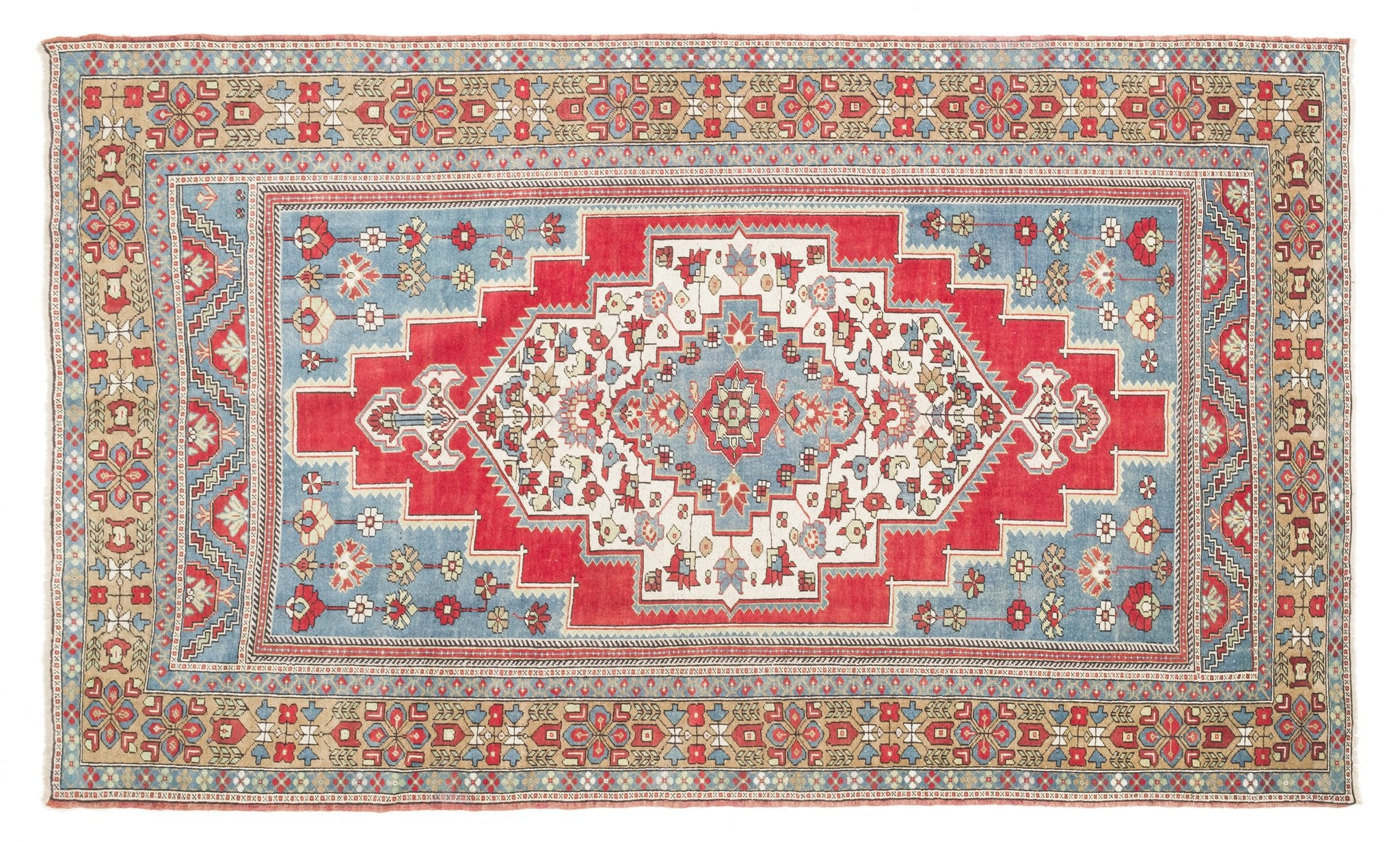 Vintage Turkish Rug Gafur